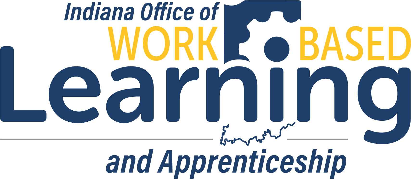 Indiana Office of Work-Based Learning & Apprenticeship Logo