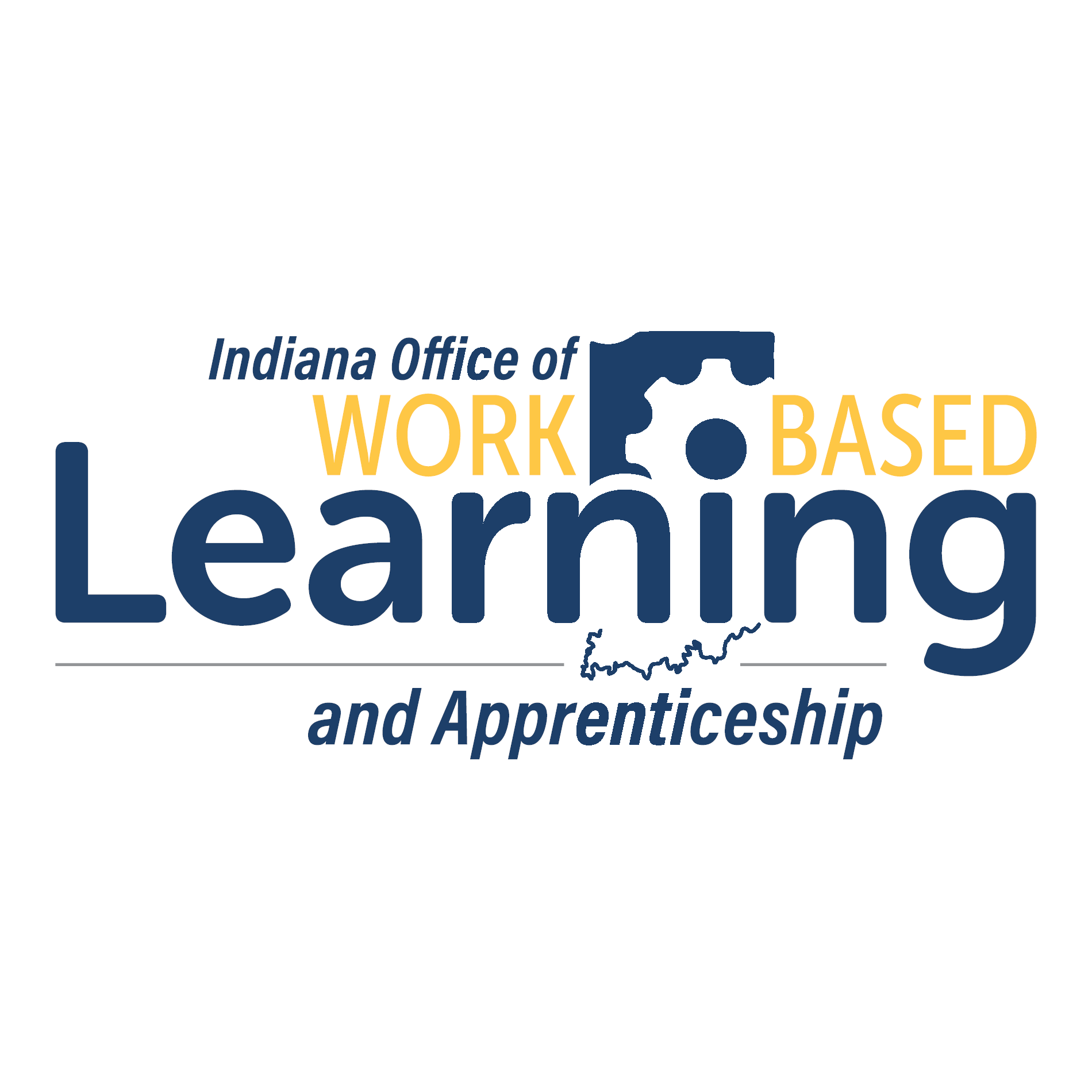Indiana Office of Work-Based Learning and Apprenticeship Logo